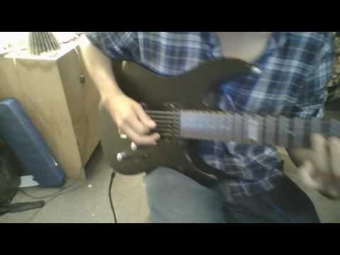 J.S. Bach - Contrapunctus #9 (Electric Guitar)