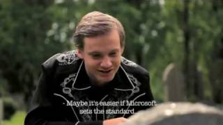Microsoft .NET vs Java Trailer (HD) + Sub