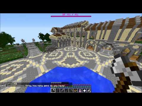 Minecraft Dungeon Realms part 13 Water Everywhere