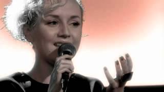 Anna Bergendahl - Love me (Live @ Nyhetsmorgon)