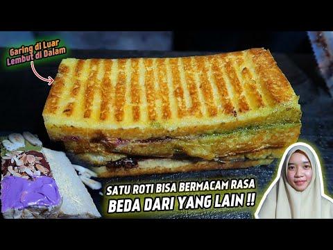 cuma-satu-roti-tapi-bisa-bermacam-rasa---beda-banget-dari-yang-lain-!!-indonesian-street-food