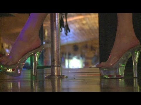 Filmmakers feature Moriarty strip club