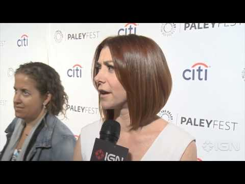 How I Met Your Dad - Alyson Hannigan on Why She Won't Appear on the Spinoff