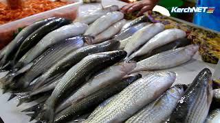 Керч: ремонт рибного павільйону на центральному ринку