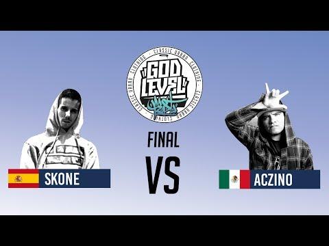 ACZINO VS SKONE / FINAL/ GOD LEVEL ARGENTINA