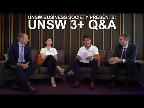 BSOC UNSW3+ Q&A Video 1 (Calendar Structure And Fees)