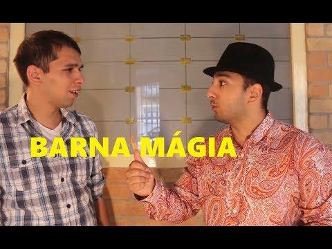 Barna Mágia, a varázslat bennünk van !