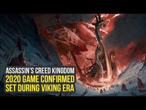 Next Assassin's Creed Game Is Called Kingdom Set During Viking Era (New Assassin's Creed Game) thumbnail