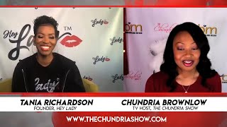 Tania Richardson Talks About Her Lifestyle Brand, Hey Lady For Women Over 40
