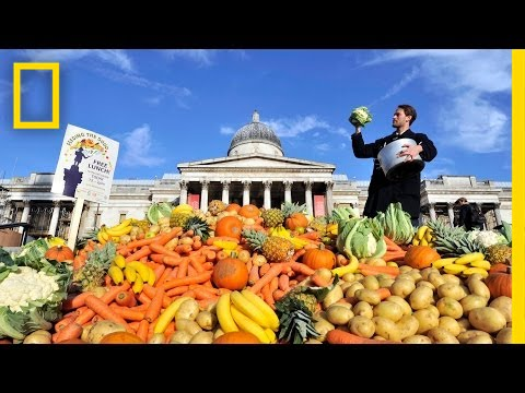 Food-Waste Rebel Wants You to Eat Ugly Food | National Geographic