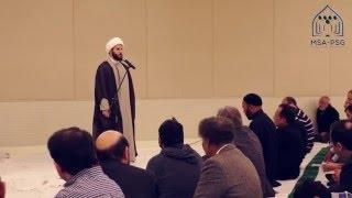 MSA-PSG 2015: General Lecture - Sheikh Hamza Sodagar