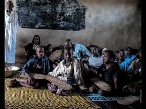 The talibés of Senegal