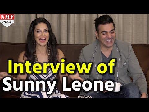 Exclusive interview with Sunny Leone & Arbaaz Khan | Tera Intezaar