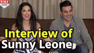 Special interview of Sunny Leone and Arbaaz Khan for film Tera Intezaar