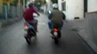 Buonopane, Pino mazzatosta racing