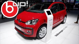 Volkswagen Up! Beats au Salon de l'Auto de Genève