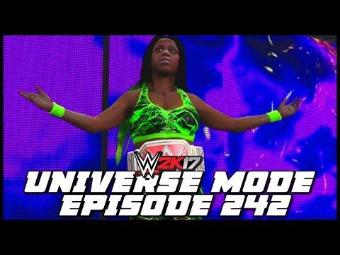 WWE 2K17 | Universe Mode - 'WRESTLEMANIA!' (PART 4) | #242