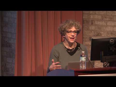 Enid Mark Lecture: Alphabet Histories by Johanna Drucker, April 18, 2019