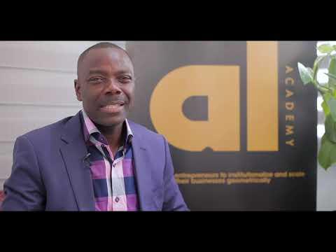 Michael Oyeyiola, Head, Treasury Sales At Ecobank Nigeria Shares His #ALA Experience