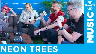Neon Trees on Reuniting in the Studio and Creating Their Upcoming Album