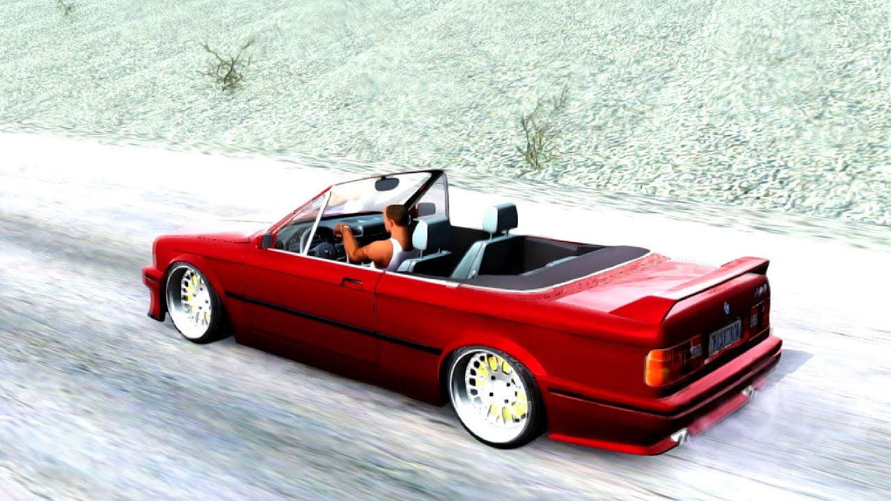 gta san andreas bmw e30 m3 cabrio youtube. Black Bedroom Furniture Sets. Home Design Ideas