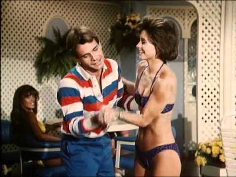 Courteney Cox in The Love Boat Short
