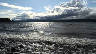 Kitsap Memorial State Park Beach