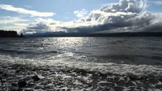 Kitsap Memorial State Park Beach