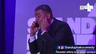 Həsrət Həsrətov (Stand UP Baku - 3-cü şou)