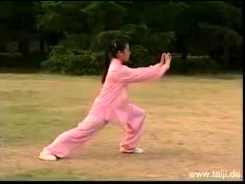Tai Chi Chuan Forma 24 Youtube