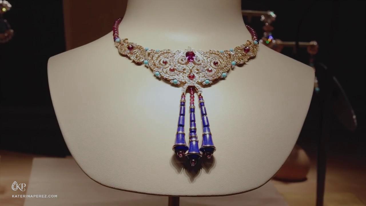 Van Cleef&Arpels Le Secret high jewellery collection