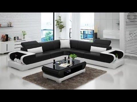 Beautiful modern sofa design for living room