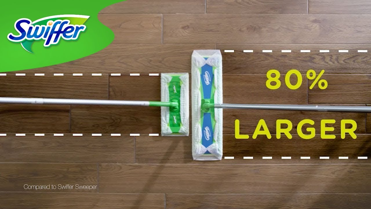 Quick And Easy Hardwood Floor Cleaning Swiffer Sweeper X
