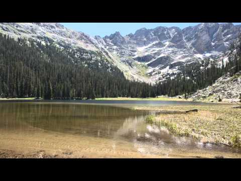 Five Lakes above Grand Lake in Rocky Mountain National Park
