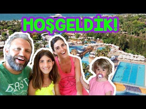 Fame Residence 'a Hoş Geldik Odamız Süper | Bizim Aile Eğlenceli Çocuk Videoları