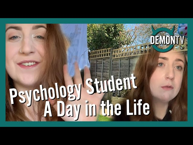 A Day in the Life 5 | 3rd Year Psychology Student Hannah