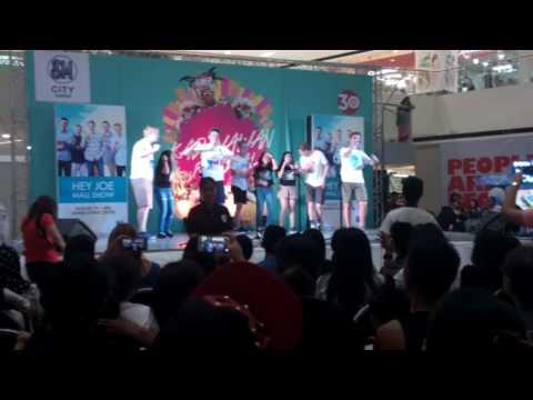 31 Kadayawan Hey Joe Show At SM City Davao