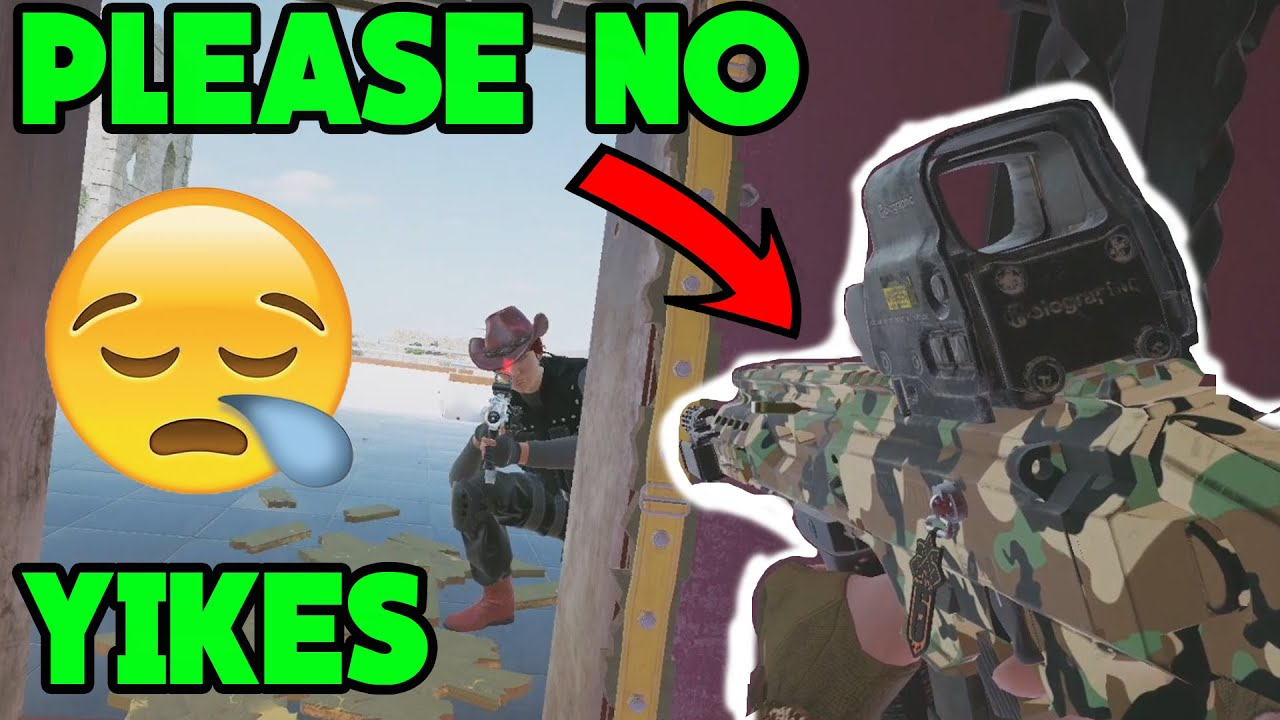 Ubisoft NERFED Ela AGAIN - Rainbow Six Siege Gameplay thumbnail