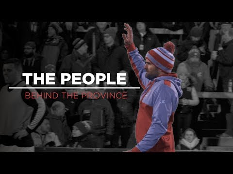 The People behind the Province: Episode 2 | Jared Payne