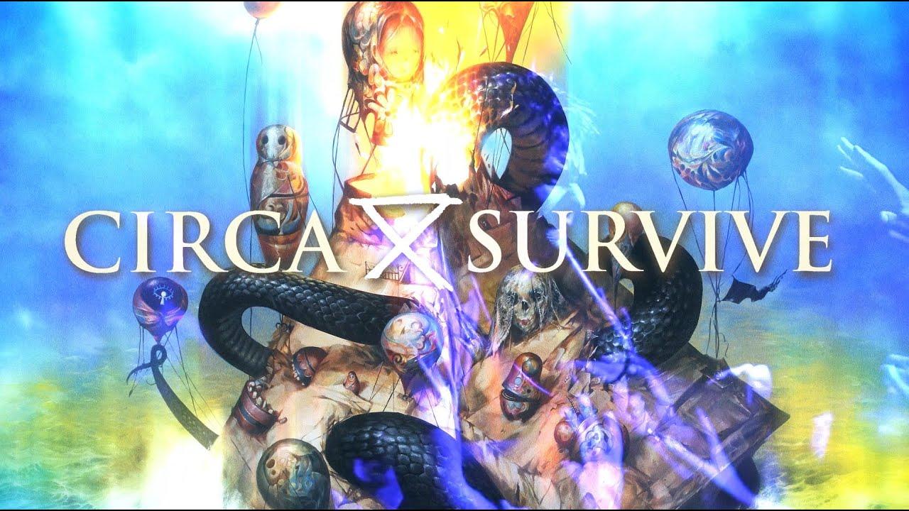 CIRCA SURVIVE - Fall 2014 Tour Trailer - YouTube