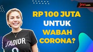 Nikita Mirzani Ungkap Alasan Sumbang Rp100 Juta untuk Virus Corona - JPNN.com