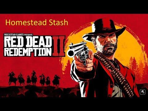 Red Dead Redemption 2 | Homestead Stash #3 - Van Horn Mansion *SPOILERS*