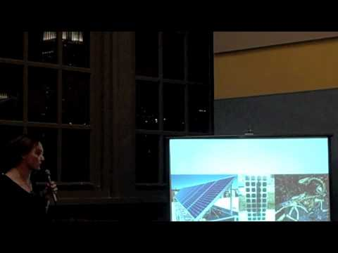 TEDxQuestSchool-Anna Dyson: Integrated Concentrating Solar Facade Systems