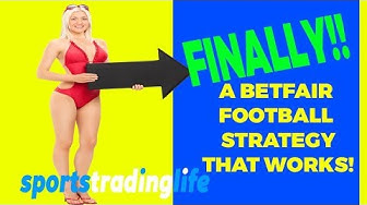 A [PROFITABLE] Betfair Football Trading Strategy That Works [Domination Method]