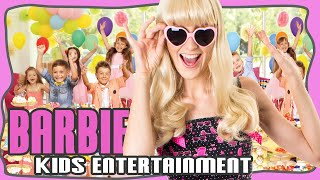 Barbie Themed Party Game Show Entertainer for your Kid's Birthday Party