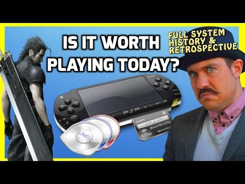 Sony PSP- Is It Worth Playing Today ?  -  History, Review & Retrospective - Top Hat Gaming Man