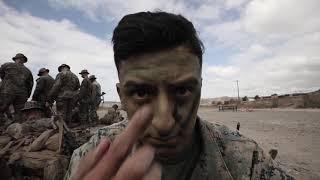 5th Marines Regimental Marine Corps Combat Readiness Evaluation CAMP PENDLETON, CA, UNITED STATES