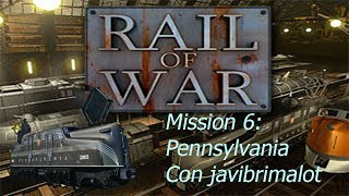 Rail of War: Mission 6: Pennsylvania
