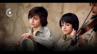 Love for homeland inspires the music of a Kurdish family