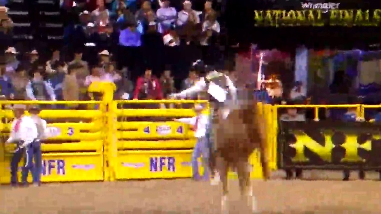 Wrangler Nfr 2018 Round 1 Highlights Youtube